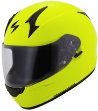 Scorpion EXO-R410 Full Face Helmet Neon Free Size Exchanges