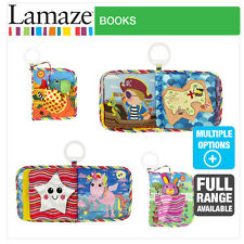 Tomy Lamaze Books Baby Nursery Toys Full Range! Clip onto Prams, Cots etc