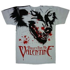 Bullet For My Valentine Werewolf All Over Shirt S M L XL XXL Official T-Shirt