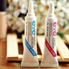 Lash Glue DUO Eyelash Adhesive Eyelash Glue Waterproof False Eyelash Black/White