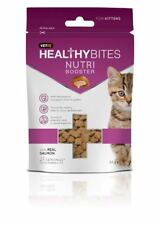 Mark & Chappell Healthy Bites Nutri Booster Kitten Treats
