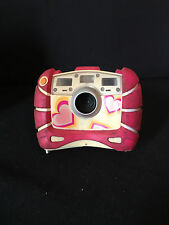Fisher Price Kid Tough Pink Digital Camera NO CORDS INCLUDED