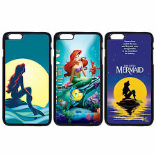 The Little Mermaid Fish Starry Quote For Apple iPhone iPod & Samsung Galaxy Case