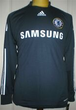 Brand New +Tags CHELSEA FC 08-10 Player Issue Goalkeeper shirt by ADIDAS
