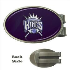 Sacramento Kings Chrome Money Clip - NBA Basketball