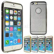 """Aluminum Alloy Metal Frame Bumper Back Case Cover Shell For iPhone 6 Plus/+ 5.5"""""""