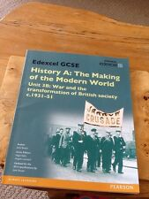 excell GCSE History A The making of the Modern World revision guide