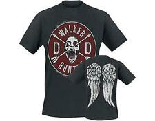 OFFICIAL LICENSED - WALKING DEAD - DARYL ZOMBIE ARROW WINGS T SHIRT