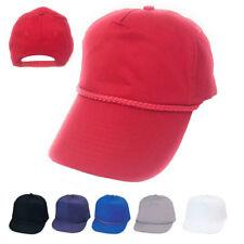 GOLF Youth Size Cotton Twill 5 Panel Baseball Hats Hat Caps Cap Boys Girls Kids
