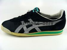 retro Asics Onitsuka Tiger Corsair Cortez Vin black grey green men vtg shoes NIB