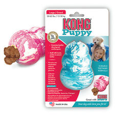 Genuine KONG Puppy Dog Fun Interactive Treat Dispenser Chew Toy Play Durable