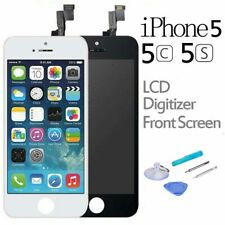 For iPhone 5/5C/5S LCD Digitizer Display Assembly Touch Screen Replacement +Tool
