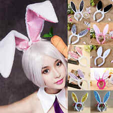 Cute Bunny Rabbit Ear Headband Alice Band Party Club Hair Accessories Hair Band