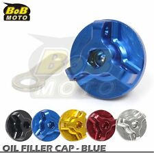 Oil Filler Cap Cup CNC x1 For Triumph Speed Four 03 04 05 06