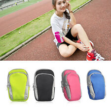 Sports Jogging Running Gym Arm Bands Bag For Phone Ipod MP3 MP4 Keys Money Cards