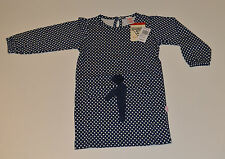 Oshkosh Girls Dress - BLUE - SIZES 18 MONTHS & 7 YEARS - NEW