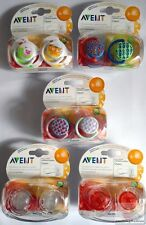 Philips AVENT Orthodontic Pacifiers CLASSIC 6-18m