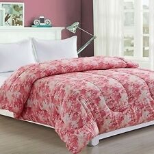 NEW Twin Full Queen King Size Bed Girls Pink Magenta Camo Camouflage Comforter
