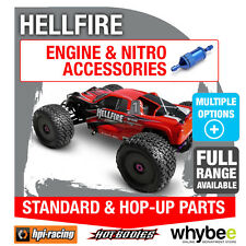 HPI HELLFIRE TRUCK [All Engine Parts] Genuine HPi R/C Standard & Hop-Up Parts!