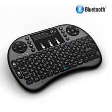 Rii i8+ BT Mini Wireless Bluetooth with Backlight Touchpad Keyboard/Mouse