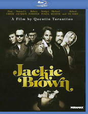 Jackie Brown (Blu-ray Disc, 2011)ACTION AND DIGITAL HD STARS JACKIE BROWN 9.99