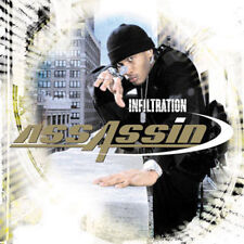 Infiltration by Assassin (U.S. Rap) (CD, Sep-2005, VP/Universal)