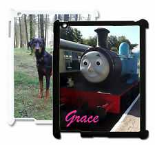 ipad 2 ipad 3 ipad 4 case personalised with your photo, image and text. free p&p