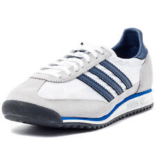 adidas Sl 72 Mens Trainers White Navy New Shoes