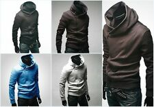 Hit! Stylish Creed Hoodie Cool Slim men's Cosplay For Assassins Jacket Costume