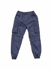 Pumpkin Patch Boys Lined Pull On Cargo Pants