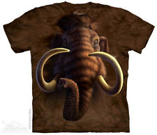 Mammoth Head T-Shirt From The Mountain - Child S - XL