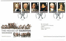 GB - First Day Covers - 2009 to 2012 - All Tallents House Postmarks