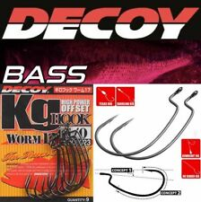 DECOY KG 17 SUPERIOR WORM HIGH POWER OFFSET HOOK'S