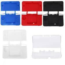 Silicone Skin Case Cover Protector Sleeve for New Nintendo 3DS Game Console
