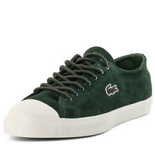 Lacoste Marcel Chunky Mens Trainers Dark Green New Shoes
