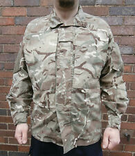 British Army MTP Shirt / Jacket MK2 PCS Lightweight Used Surplus Multicam