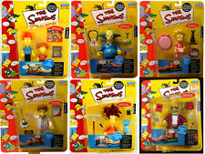 The Simpsons World of Springfield Series 9 Lot of Action Figures - You Choose!
