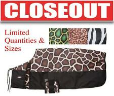 NEW Dog Coat Blanket 600 Denier Ripstop Waterproof with Belly Band! FREE SHIP!