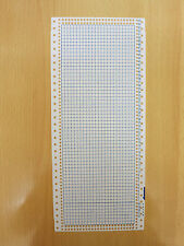 NEW blank punchcard punch card machine Knitting punchcards Brother Knitmaster