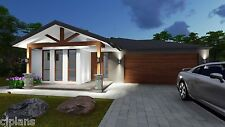 1 Storey Home 228 Milly RH Ranch Style Floor Plans Blue Prints HOUSE PLANS SALE