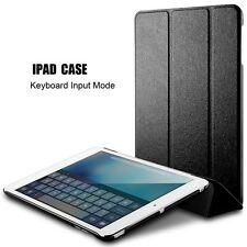New Luxury Leather Smart Magnetic Stand Case Cover For iPad 2 3 4 Air Mini4 Pro