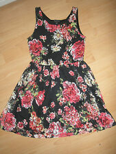 BNWT GIRLS CANDY COUTURE BLACK FLORAL PARTY DRESS AGE 12 13  BRAND NEW