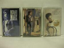 Richard Marx Lot of 3 Cassettes TESTED 1st Paid Vacation-sealed Repeat Offender