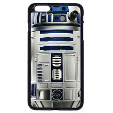 DIY Star Wars R2-D2 R2D2 Droid Case Cover For Apple iPhone iPod & Samsung Galaxy