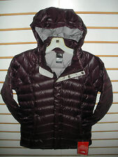THE NORTH FACE GIRLS TRANSIT DOWN PARKA-  JACKET -MERLOT RED -STYLE A9EN - XL