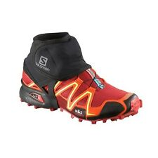 Salomon Trail Gaiters Low Black