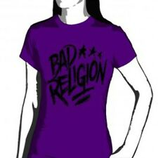 OFFICIAL Bad Religion - Scribble women's T-shirt NEW LICENSED Band Merch All Siz