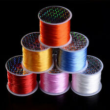 Hot Elastic Stretchy Beading Thread Cord Bracelet String For Jewelry Making