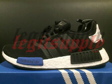 Adidas Originals NMD Runner Boost Tokyo 8.5 Core Black Blue White S79162 Mesh PK