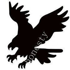 American EAGLE Flight Reflective Car Stickers Motorcycle Window Laptop PC Decal